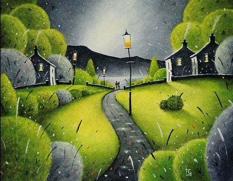 Take A Walk With Me Original by Tony Gittins *NEW*
