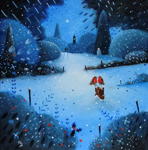 Winter Romance Original by Tony Gittins *NEW*