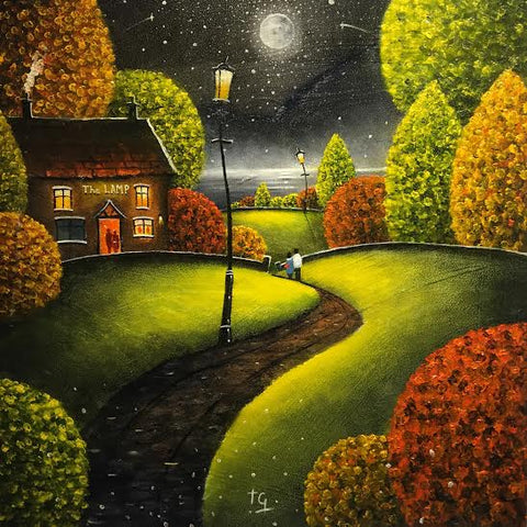 Our Special Evening Original by Tony Gittins *SOLD*