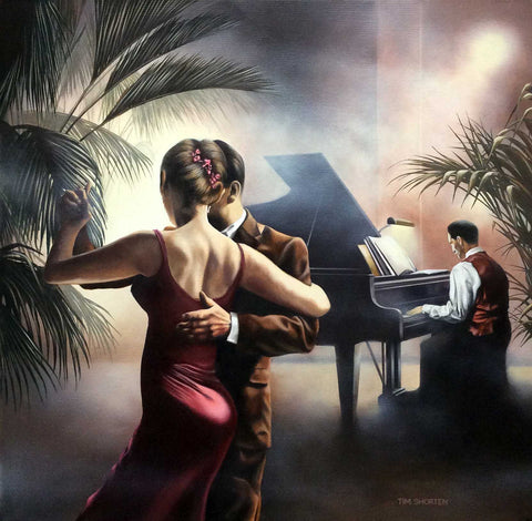Tango Del Amor Original by Tim Shorten *NEW*