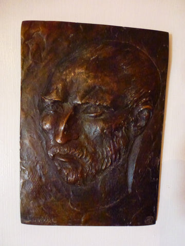 Van Gough Bronze by Andrian Melka