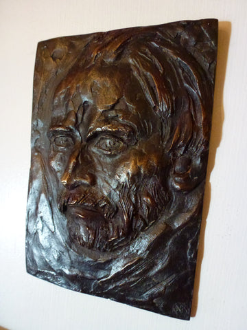 Van Gough II Bronze by Andrian Melka