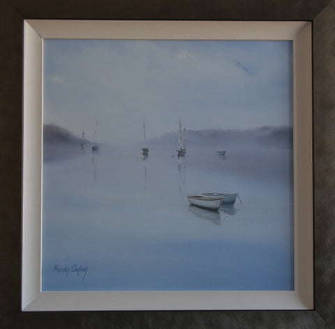 Windermere Morning Original by Wendy Corbett *SOLD*