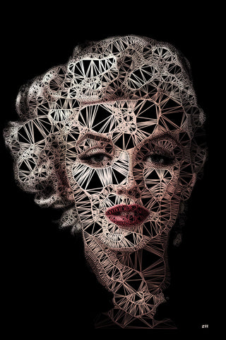 Marilyn Monroe by Zita Som *NEW*