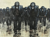 The Rat Pack Original by Alexander Millar