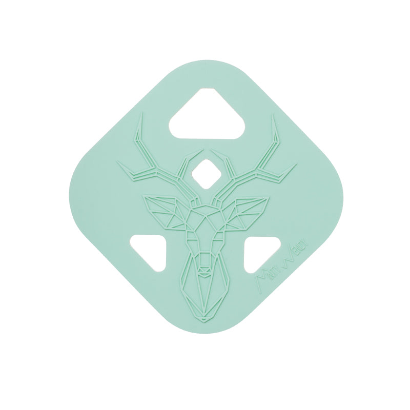 Minty Wendy - Deer Teething Ring