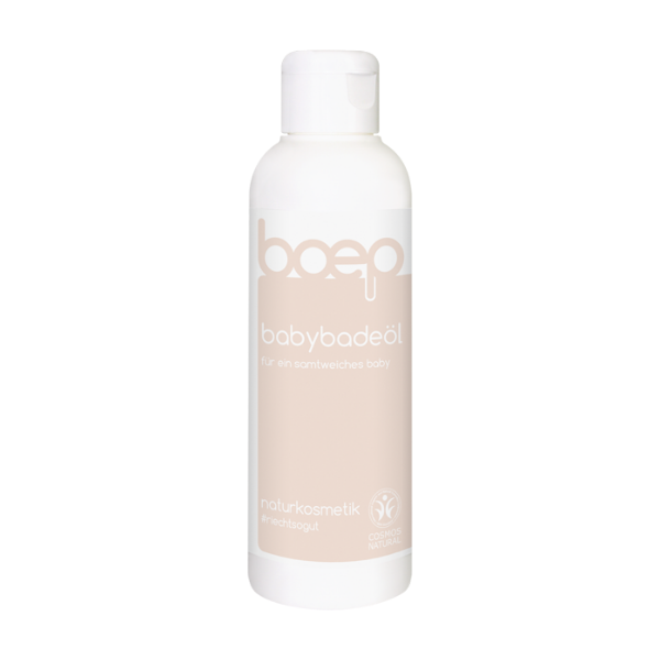 Das Boep - Baby Bathing Oil 150ml