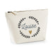 Mes Petites Affiches - Customizable Wreath Vintage Bag