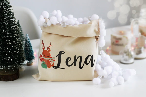 My Lil Cutie Pie - Customizable Christmas goodie bag