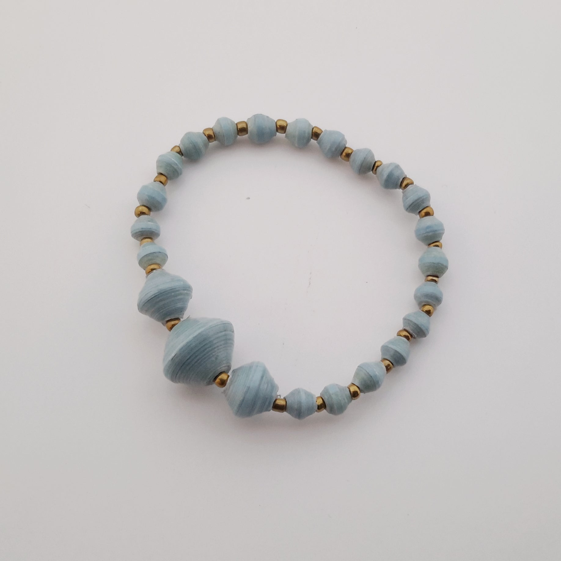 Bodo Bracelet Light Blue