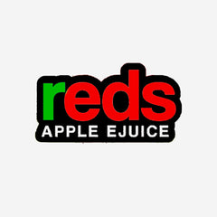 redapple 7daze brand image in color