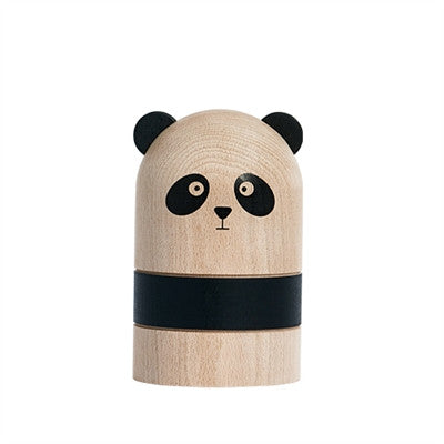 OYOY Living Design Panda Money Piggy Box