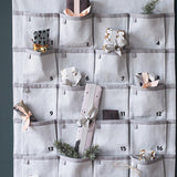 Christmas Advent Calendar - Grey