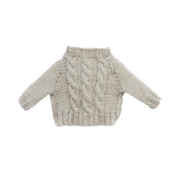 Bear Accessories - Cable Knit Jersey, Philomenakloss