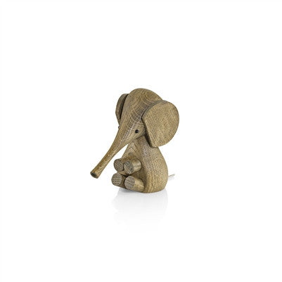 Lucie Kaas Smoked Oak Elephant