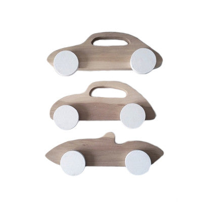 Wooden Sports Cars, Pinch Toys | Dapper Mr Bear