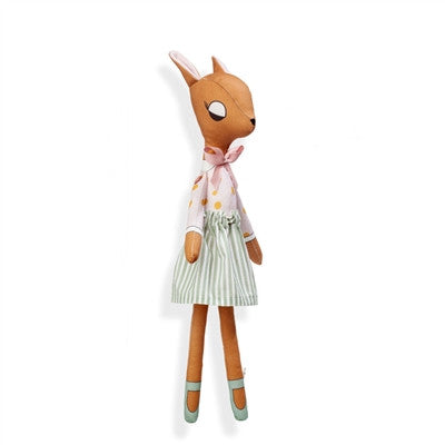 Pani Pieska Deer Lady Doll