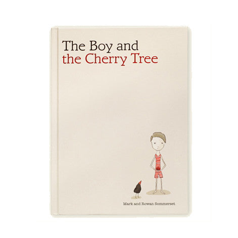 The Boy and the Cherry Tree Book | Dapper Mr Bear