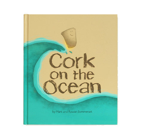 Cork on the Ocean Book | Dapper Mr Bear