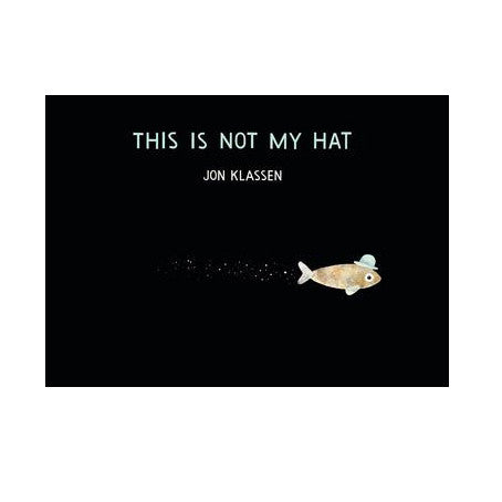 This Is Not My Hat Book | Dapper Mr Bear