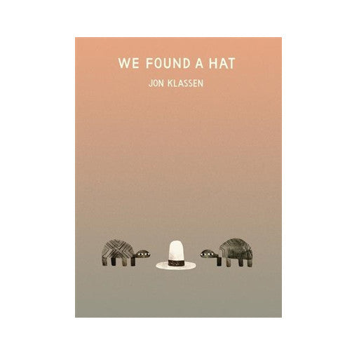 We Found You A Hat Book | Dapper Mr Bear