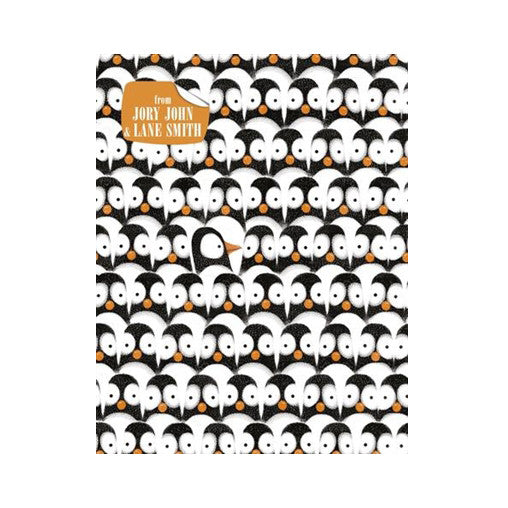 Penguin Problems Book | Dapper Mr Bear