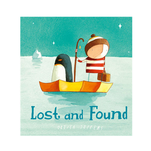 Lost and Found Book | Dapper Mr Bear