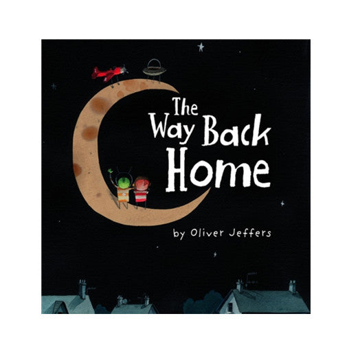 The Way Back Home Book | Dapper Mr Bear
