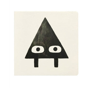Triangle Book | Dapper Mr Bear