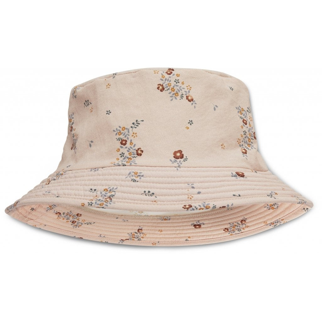 Konges Sløjd Aster Bucket Hat - Nostagia Blush - Dapper Mr Bear - www.dappermrbear.com - NZ