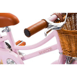 Banwood Classic Bicycle - Pink - Dapper Mr Bear - www.dappermrbear.com - NZ