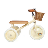 Banwood Trike - Cream - Dapper Mr Bear - www.dappermrbear.com - NZ