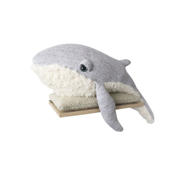 BigStuffed Grandpa Whale - Big