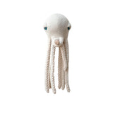 BigStuffed Octopus - Albino - Small