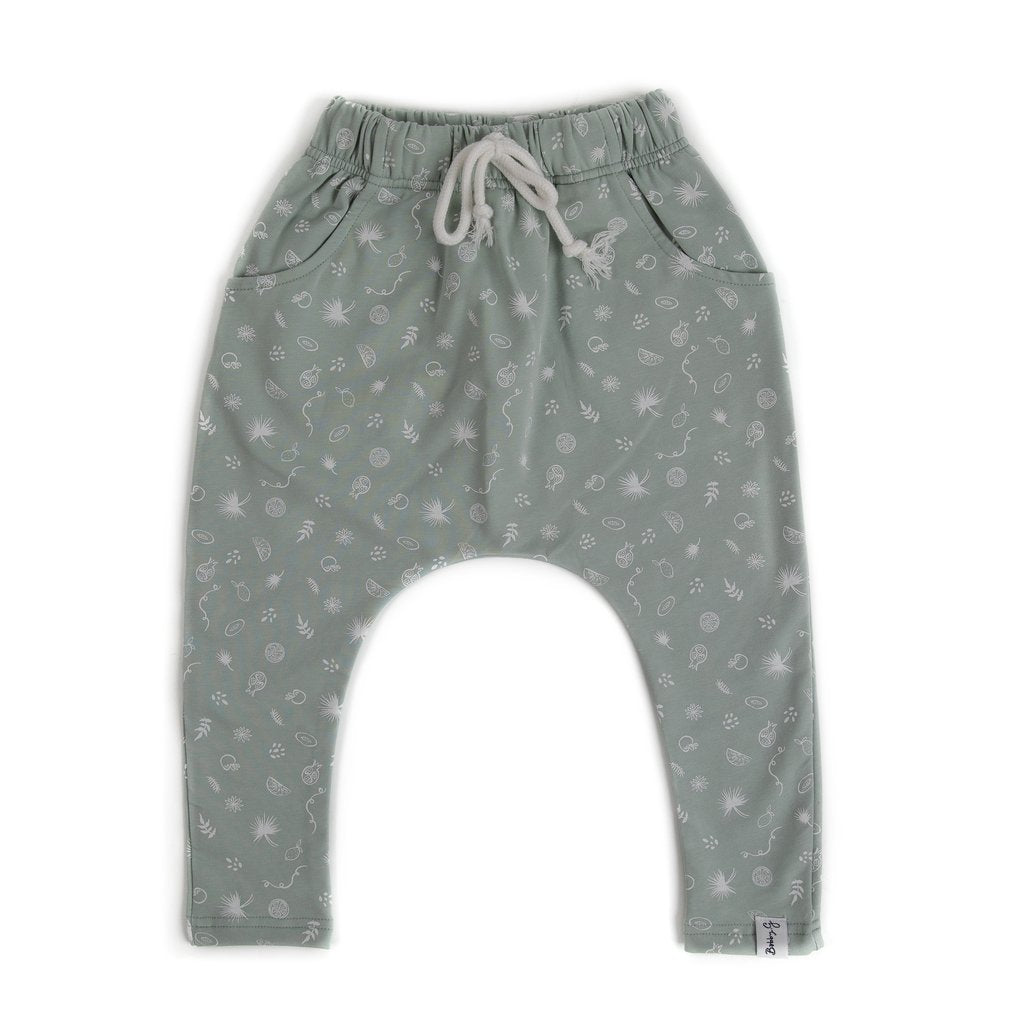 Bobby G Harem Pants - Tooti Fruiti - Dapper Mr Bear - www.dappermrbear.com - NZ