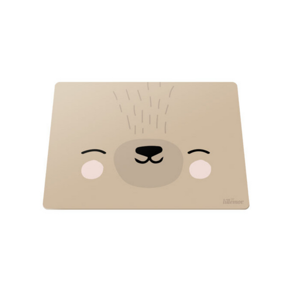 Eef Lillemor Polar Bear Placemat - Dapper Mr Bear - www.dappermrbear.com - NZ