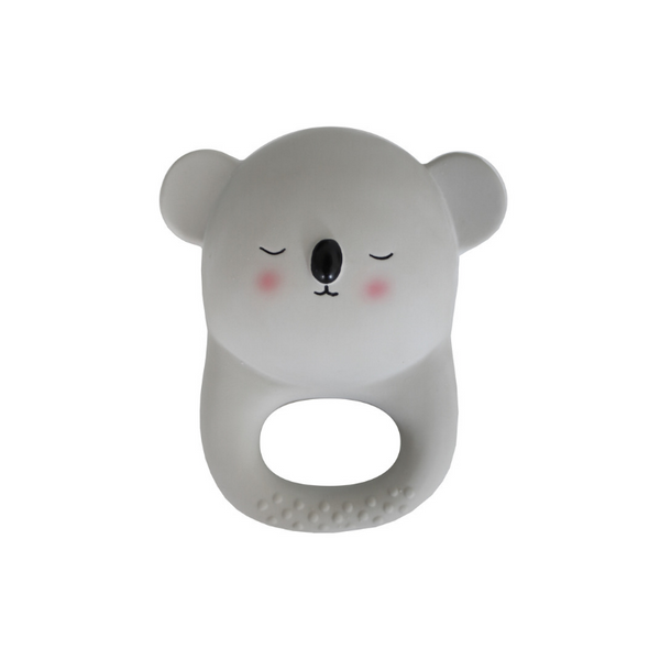 Eef Lillemor Teething Toy - Koala - Dapper Mr Bear - www.dappermrbear.com