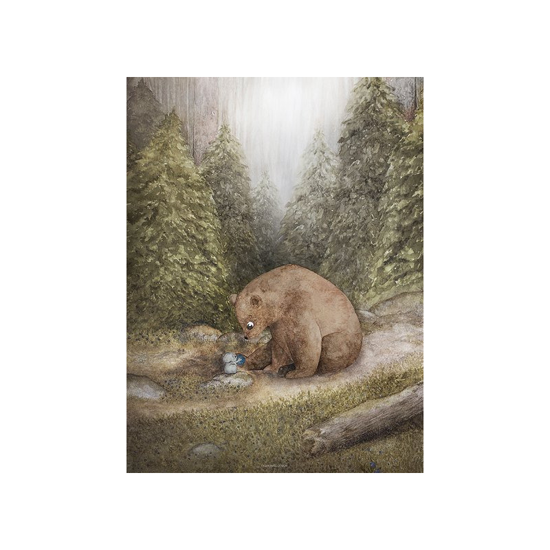 Fashionell Interiors - A Forest Fairy Tale - Alf and Lo - Dapper Mr Bear - www.dappermrbear.com - NZ