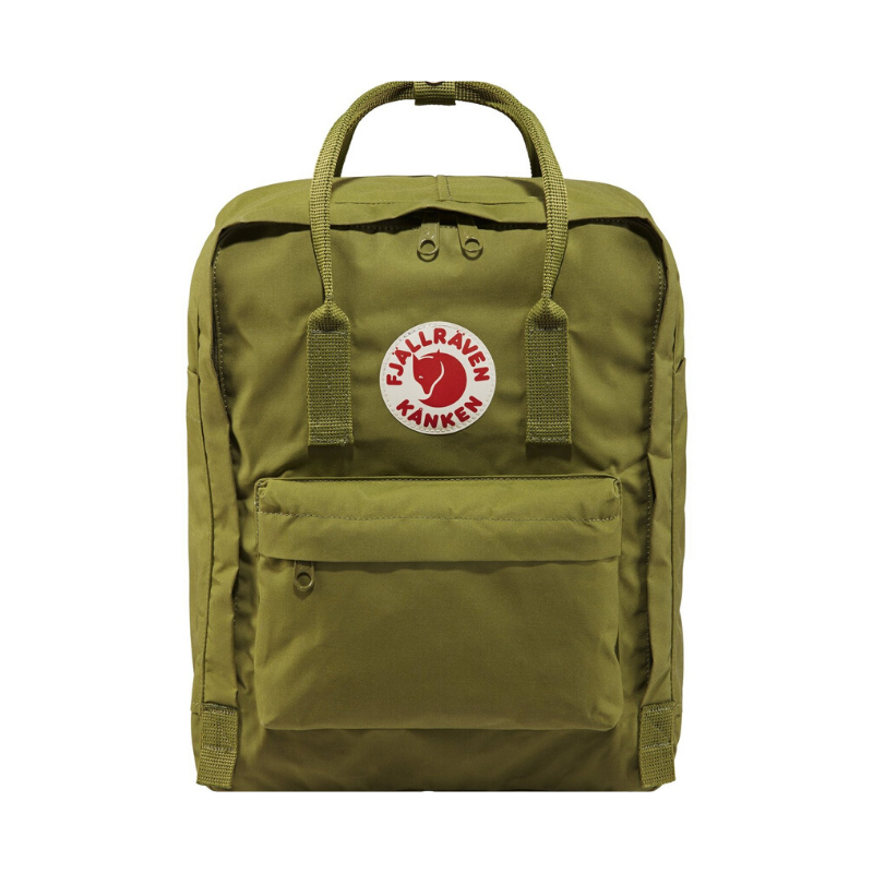Fjallraven - Kanken Classic Backpack - Guacamole - Dapper Mr Bear - www.dappermrbear.com - NZ