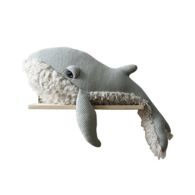 BigStuffed Grandma Whale - Big - Dapper Mr Bear - www.dappermrbear.com - NZ