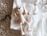 Wooden Sitting Dog (only 1 left!)