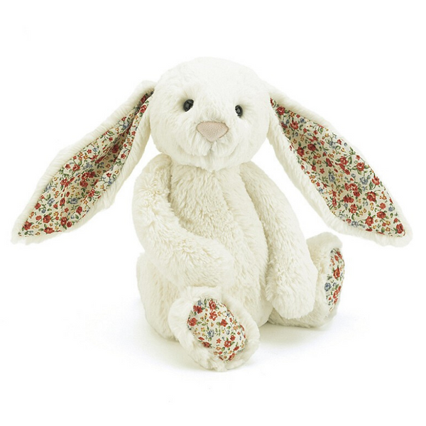 Jellycat Bashful Bunny Medium - Blossom Cream