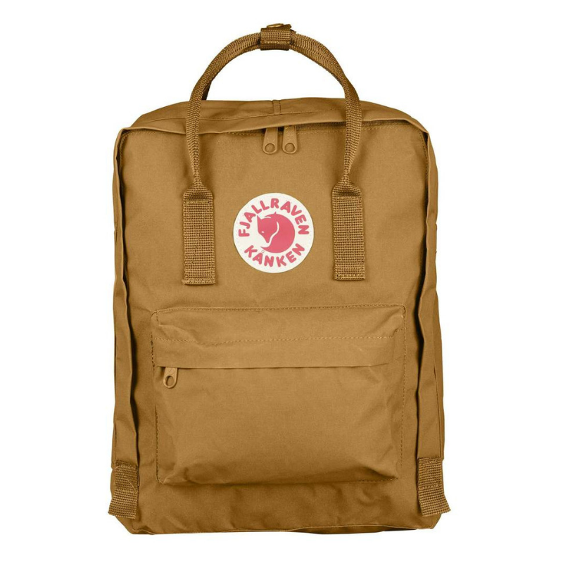 Fjallraven - Kanken Classic Backpack - Acorn - Dapper Mr Bear - www.dappermrbear.com - NZ