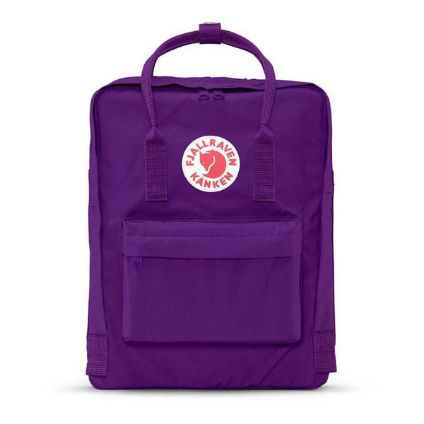 Fjallraven - Kanken Classic Backpack - Purple - Dapper Mr Bear - www.dappermrbear.com - NZ