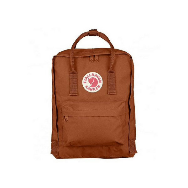 Kanken Mini Backpack - Brick, Dapper Mr Bear - www.dappermrbear.com