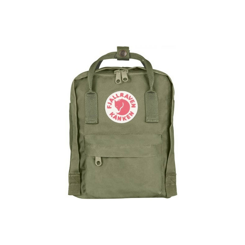 Kanken Mini Backpack - Green, Dapper Mr Bear