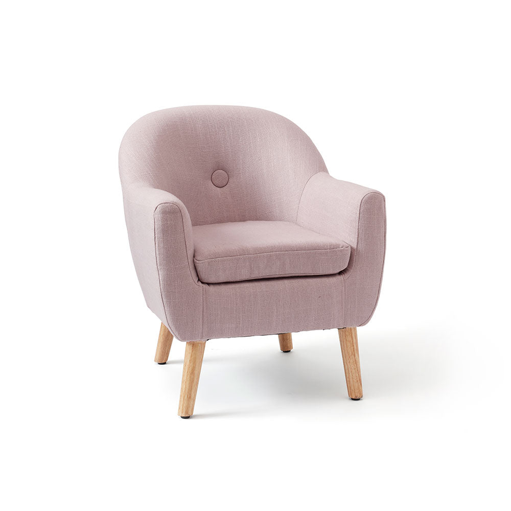 Kids Concept Armchair - Lilac - Dapper Mr bear - www.dappermbear.com - NZ