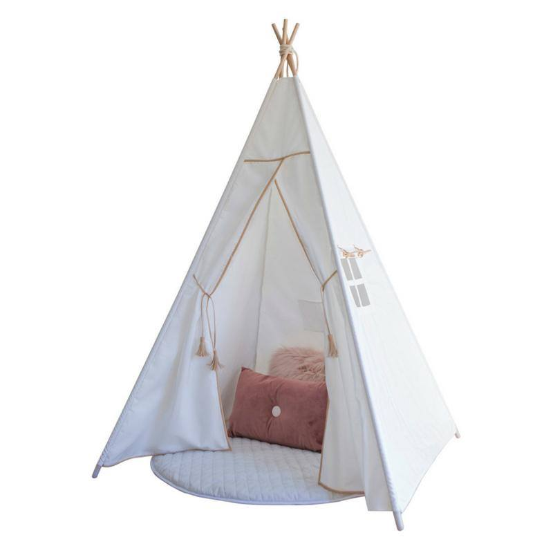 Kids Teepee - Golden Star (only 1 left!)