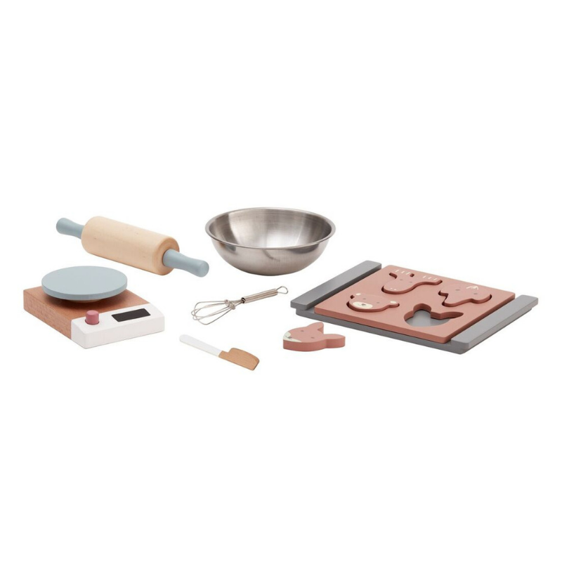 Kids Concept Baking Set - Dapper Mr Bear - www.dappermrbear.com - NZ