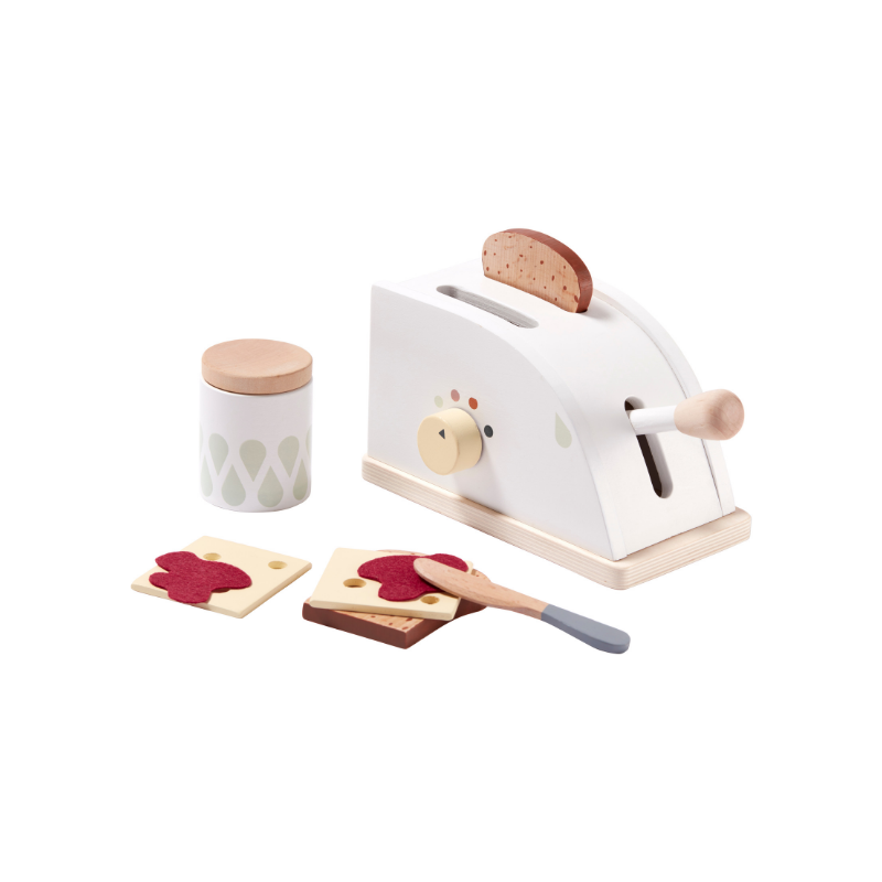 Kids Concept - Toaster Set - Dapper Mr Bear - www.dappermrbear.com - NZ